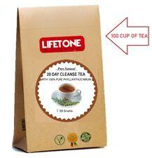 Chanca Piedra Tea,100 Cup of tea, 100 Grams ,Stone Breaker,Loose Leaf Tea