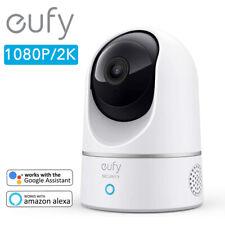eufy Security 1080P/2K Smart WiFi Camera Pan Tilt CCTV Cam Baby Monitor W/ Alexa