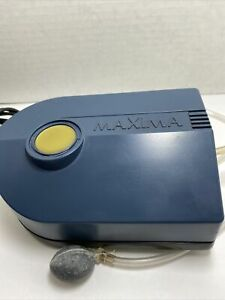Maxima Aquarium Air Pump A-805 30 Gallons Pre-Owned