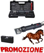 cavalli equino macchina tosatura in valigia Tosapecore Tosatrice tosa cavallo