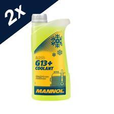 MANNOL Yellow Antifree Coolant 1L G13+ -30 Ready For Use German Hi Spec