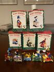 Hallmark+Merry+Miniatures+Disney+Christmas+Lot+Of+5+Ornaments