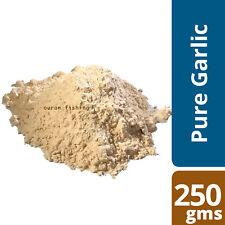 250gms Pure Garlic Powder For Carp Fishing Boilie Bait Stick Mixes
