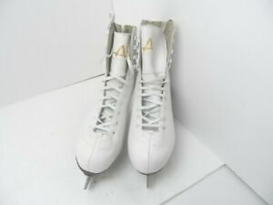 American Athletic Shoe Women's Ice Skates White - Size 9
