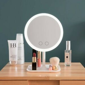 Makeup mirror with led light Dressing table mirror beauty ring light mirror