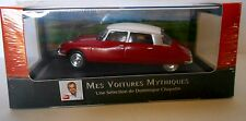 Citroen DS 1963 ATLAS COLLECTIONS 143 D.CHAPATTE 2891 005