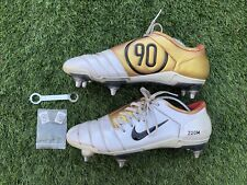 Nike Air Zoom T90 Total 90 III SG Football Boots. Size 10 UK