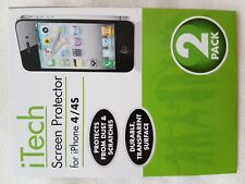 iPhone 4 Screen protector (1 in the pack)