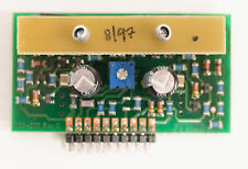 Genelec 1031A PA Driver 1035-320 REV B Replacement Monitor Part Amplifier Board