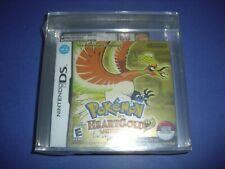 Pokemon Heart Gold NEW Factory Sealed VGA 100 GOLD Uncirculated for Nintendo DS
