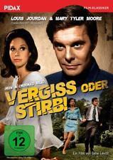 Vergiss oder stirb * DVD Thriller mit Louis Jourdan und Mary Tyler Moore Pidax