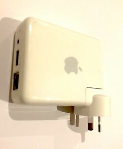 Apple Airport Express wi-fi base station 802.11n (1st Generation) A1254