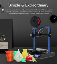 Geeetech 3D Printer A20 Break-resuming Reprap Destop Prusa I3 From USA Easy Use