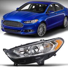 For 2013-2016 Ford Fusion Headlight Light Lamp Driver Side Left Halogen 13-16