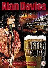 ALAN DAVIES AFTER HOURS LIVE DVD FEATURING PERFORMANCE FROM THE 90'S 99p START