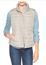 NWT GAP Women's Warmest Quilted Puffer Vest XL Winter Polaris Outerwear