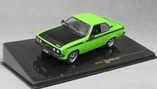 IXO Opel Manta GT/E in Green and Black 1974 CLC332N 1/43 NEW 2020 Release