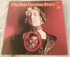 GERMAN 2 LPS THE FATS DOMINO STORY Stereo Gatefold A1/B1/A3/B1