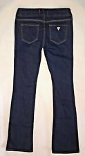 Vintage 1980's Guess Women's High Waisted Denim Blue Jeans Size 26 X 31