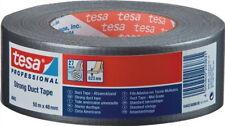 Klebeband 4662 Länge 50m Breite 48mm silber PE-beschichtet tesa, 24 Stück