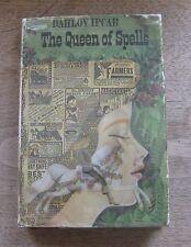 SIGNED - THE QUEEN OF SPELLS by Dahlov Ipcar  -1st  HCDJ 1973 - children's
