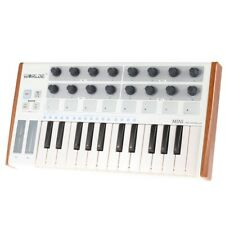 25-Key USB MIDI 8 Drum Pad, 16 encoders and Keyboard Controller