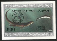 Batum 1994 - Otter Mini Sheet CTO