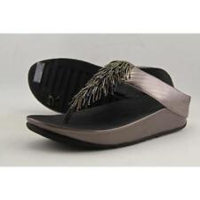 Sandalias y chanclas de mujer FitFlop de tacón medio (2,5-7,5 cm) de sintético