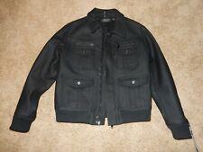 Rare Dior Homme Slimane Era F/W 06 Black Military Jacket Size IT 54/ US 44 NWT