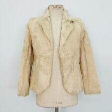 71f7332190 Cappotti e giacche da donna beige in pelliccia Taglia 40 | Acquisti ...