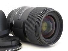 Sigma ART 35mm 1.4 DG HSM Objektiv Nikon Gewährleistung 1 Jahr