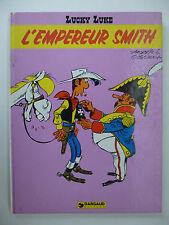 MORRIS, GOSCINNY. Lucky Luke - L'Empereur Smith. Dargaud (2ème trim. 1976). E.O.