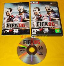 FIFA 06 Pc Versione Ufficiale Italiana ○○○○○ COMPLETO