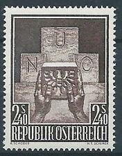 1956 AUSTRIA ANNESSIONE NAZIONI UNITE MNH ** - A014