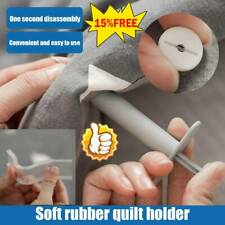 Comforter Grippers Clip Clamp Bed Duvet Donuts Quilt Covers Sheet Holder HOT