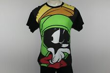 Looney Tunes Marvin The Martian Men's Graphic T-Shirt Size M