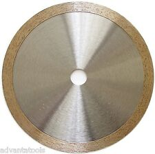 """6"""" PREMIUM Continuous Rim Wet Tile Diamond Saw Blade for Angle Grinders"""