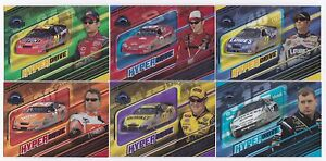 2004 Eclipse HYPERDRIVE #HD8 Jimmie Johnson BV$6!! SWEET CARD! ONE CARD ONLY!