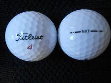 40 TITLEIST - NXT -  Golf Balls -  PEARL/A  Grades.