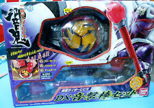HIBIKI ONGEKIBOU KAMEN MASKED RIDER LIGHT AND SOUND BANDAI 2005  DRUM GAME