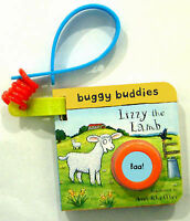 Sound-button Buggy Buddies: Lizzy the Lamb, , New Book