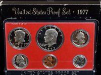 1977 US Mint Proof Set