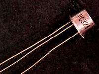 BC323 -  International Devices Transistor (Long Gold Legs) (TO-39)