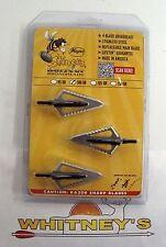 Magnus Stinger Buzzcut 4 Blade 100Gr Broadheads-SBC100-4