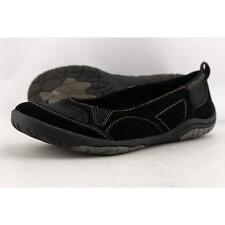 Earth Origins Scooter Women US 8.5 Black Flats Pre Owned  1054