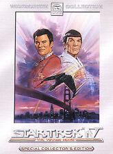 Star Trek IV: The Voyage Home (DVD, 2003, 2-Disc Set, Collectors Edition) VG