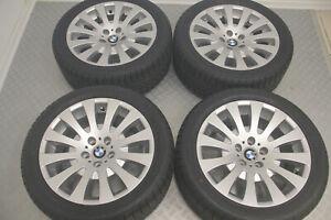 4 Winterräder Winterreifen 18 ZOLL ORIGINAL BMW 6er E64 E63 6758777 245/45 R18