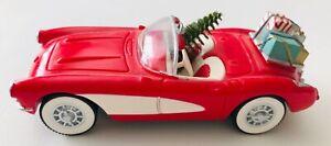 1957 Corvette Hallmark Christmas Ornament Classic American Cars #1 in Box 1991