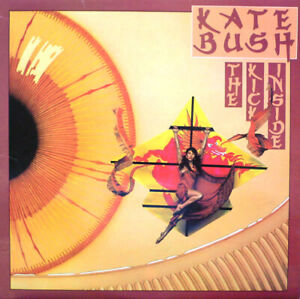 KATE BUSH - THE KICK INSIDE - inc WUTHERING HEIGHTS - LP RECORD - FREE UK POST