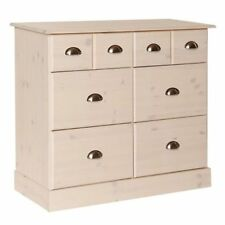 Unbranded Pine 60cm-80cm Height Chests of Drawers